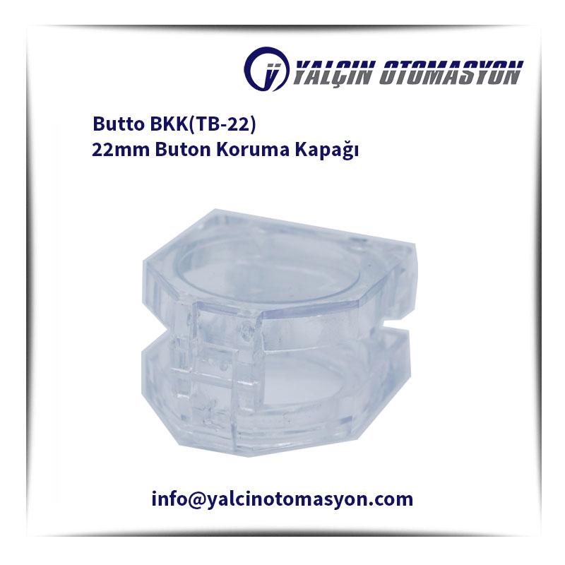 Butto BKK(TB-22) 22mm Buton Koruma Kapağı