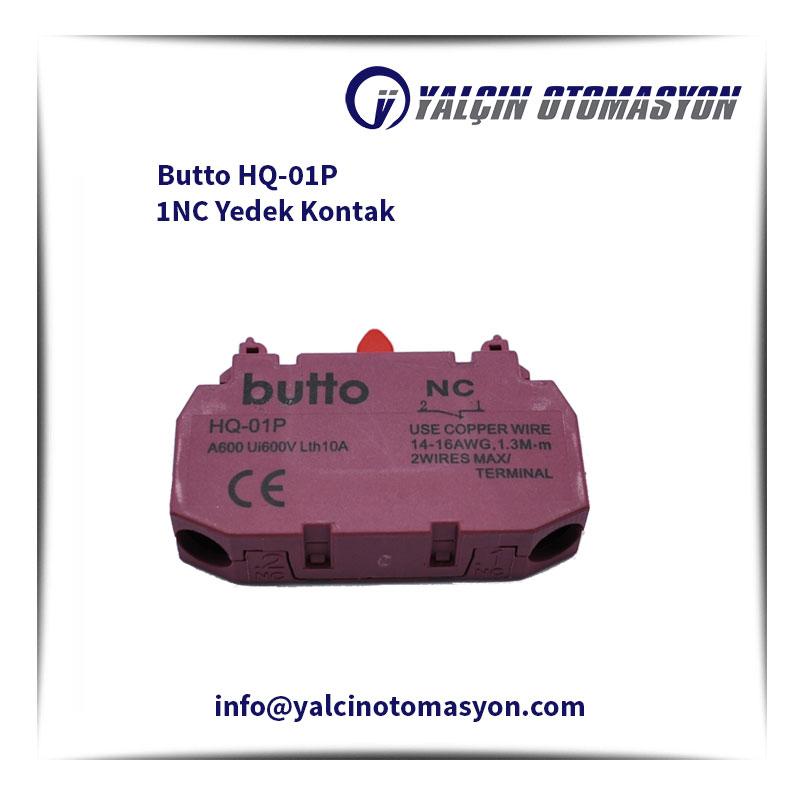 Butto HQ-01P 1NC Yedek Kontak