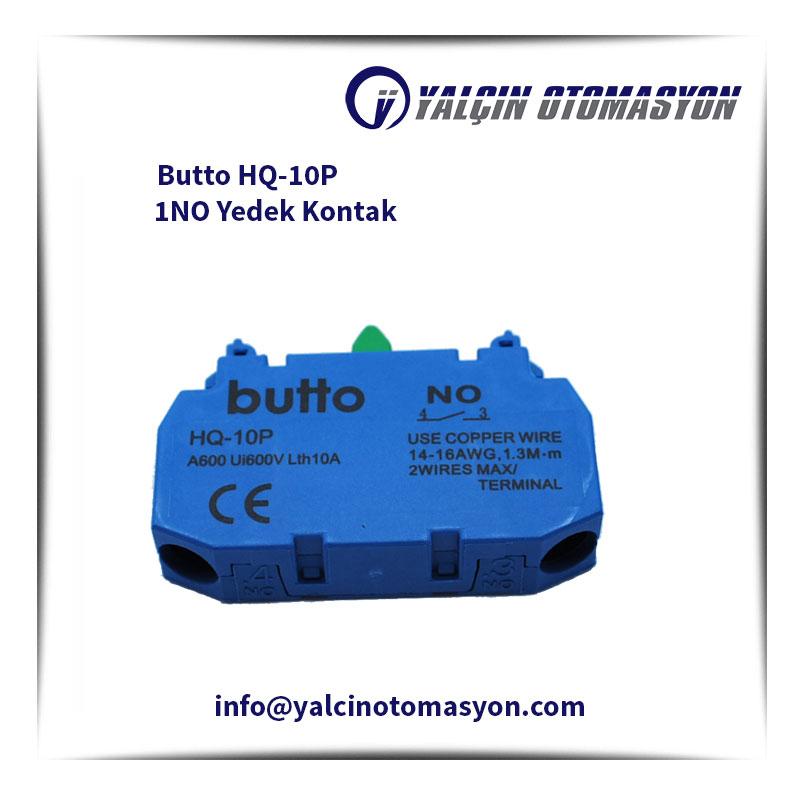 Butto HQ-10P 1NO Yedek Kontak