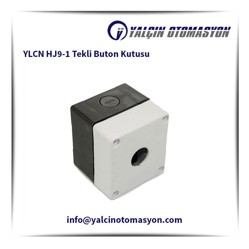 YLCN HJ9-1 Tekli Buton Kutusu