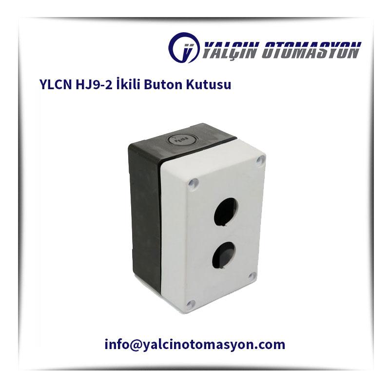 YLCN HJ9-2 İkili Buton Kutusu