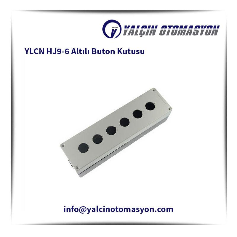YLCN HJ9-6 Altılı Buton Kutusu