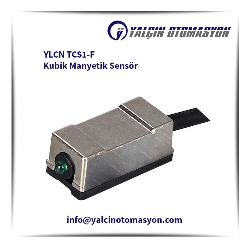 YLCN TCS1-F Kubik Manyetik Sensör