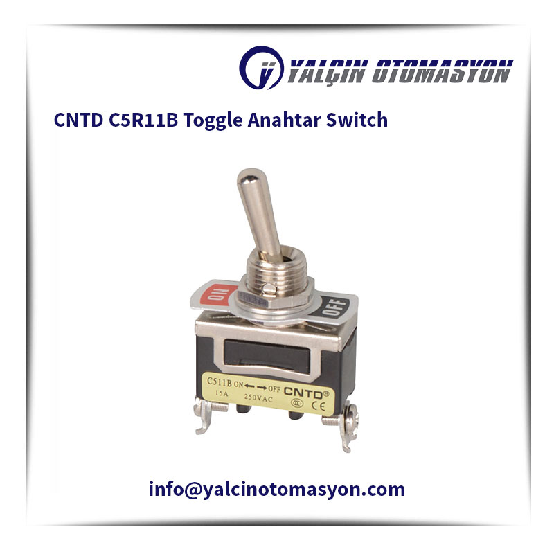 CNTD C5R11B Toggle Anahtar Switch